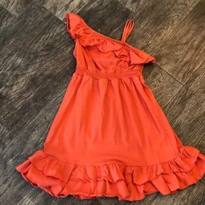Gap kids coral dress